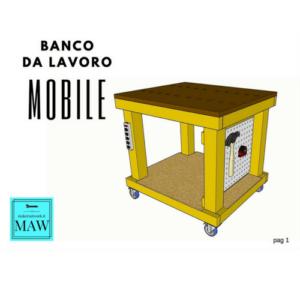 Pdf porta scorrevole makers at work for Progetto banco fresa autocostruito