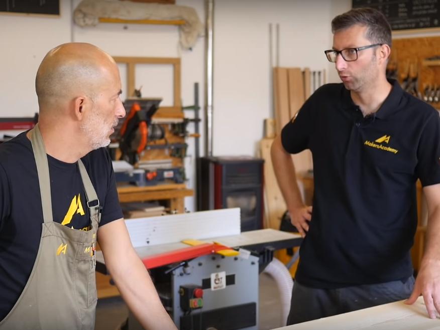 Scelta del legno con Giacomo Malaspina