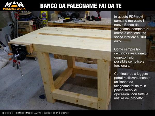 Progetti fai da te in legno da scaricare in pdf makers for Progetti fai da te legno pdf