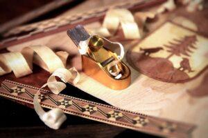 Come ridurre lo spessore del legno