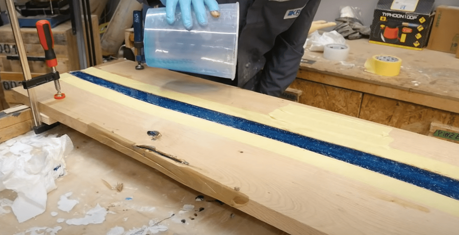 Come creare un tavolino da salotto in legno