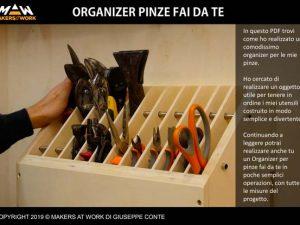 Organizer-pinze